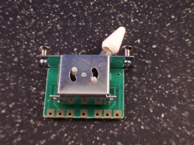 3 way Tele blade lever switch, for electric guitar from Warman Guitars