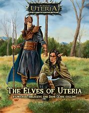Elves of Uteria RPG Book Pathfinder Compatible