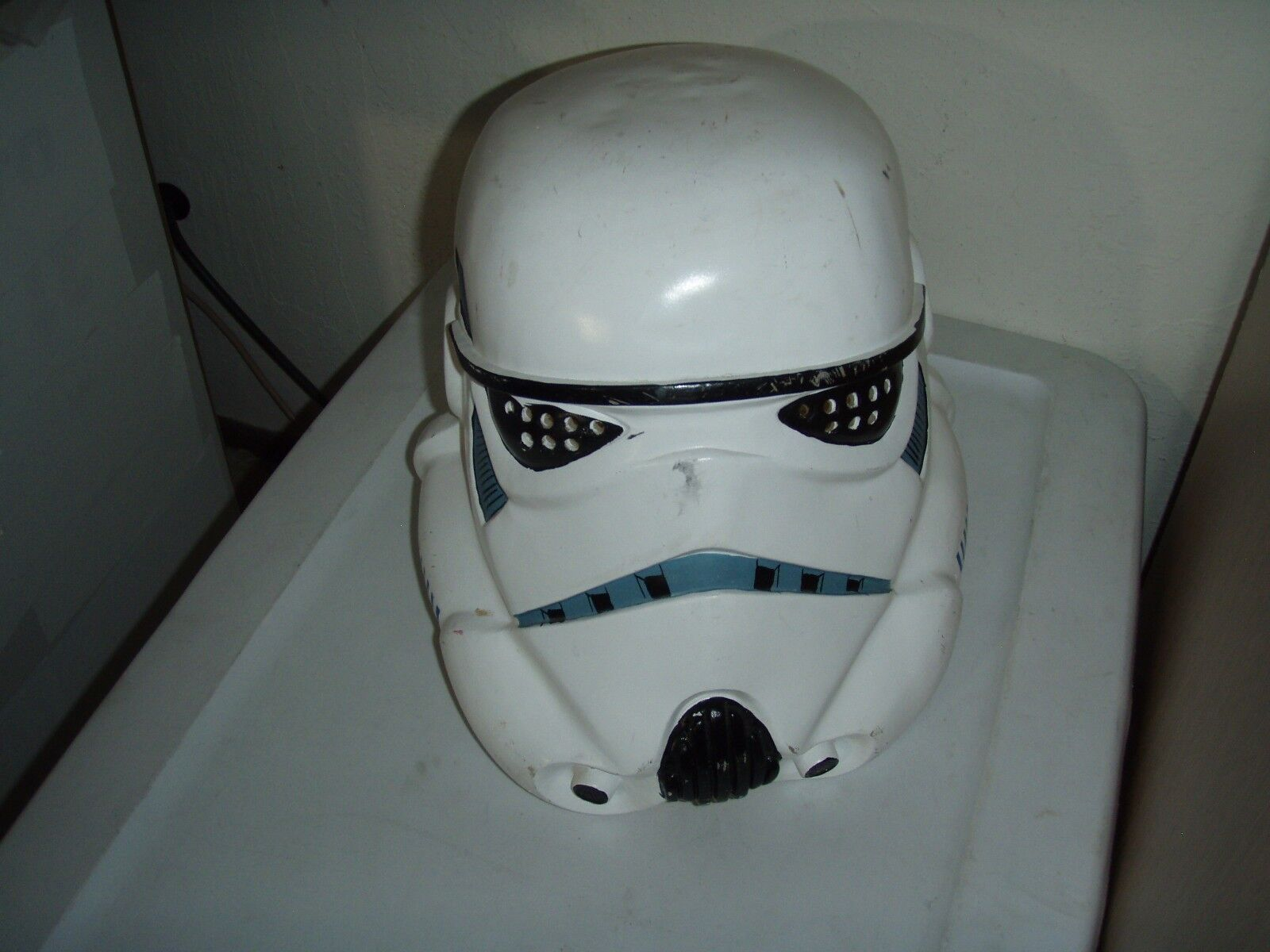 Star - wars - vintage - stormtrooper helm schwer harz