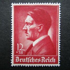 Germany Nazi 1940 Stamp MNH Adolf Hitler Birthday WWII Third Reich German