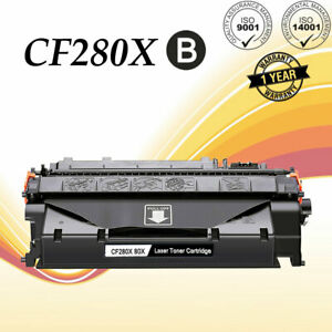 1x-High-Yield-CF280X-80X-Toner-Cartridge-For-HP-LaserJet-Pro-400-M401dn-M425dn