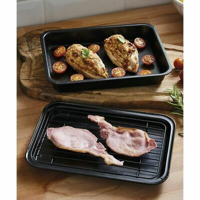 3-Piece Mini Oven Roasting Trays