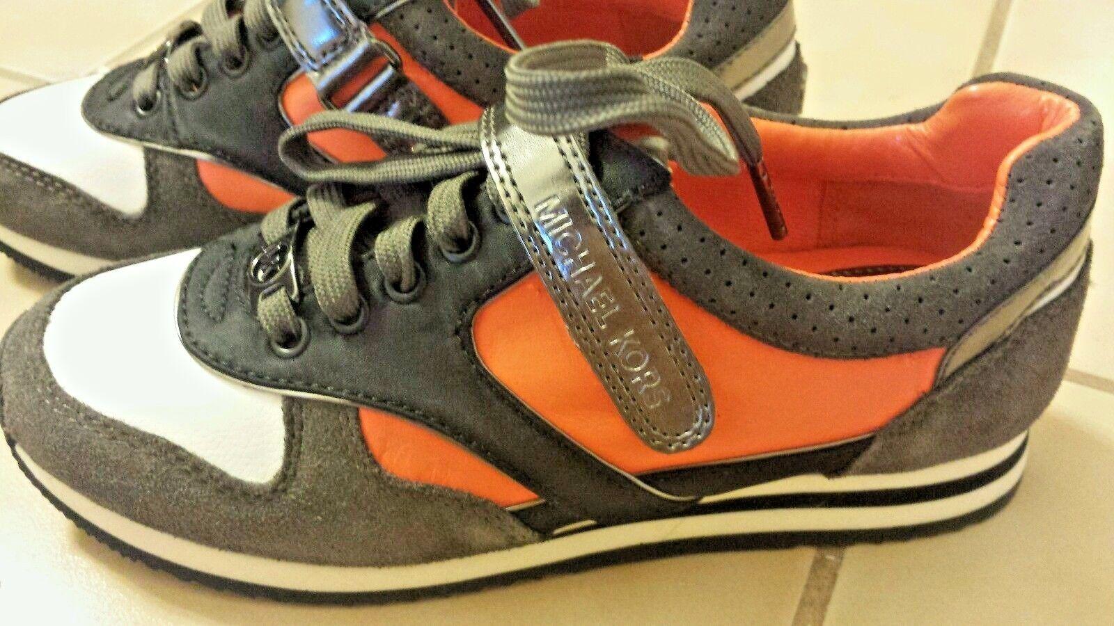MICHAEL Michael Kors Alexandra Trainer Sneakers size 5 1/2 , 5.5- ORIGINAL BOX