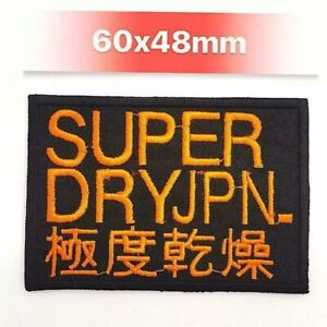 BRAND-NEW-SUPERDRY-EMBROIDED-Iron-on-patch