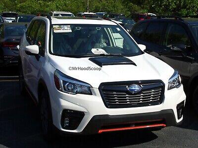 Hood For 2009-2013 Subaru Forester w// Turbo Primed Steel CAPA