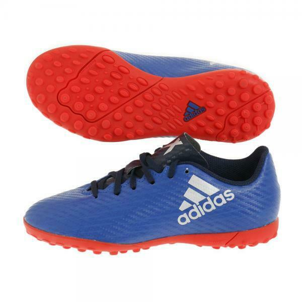 cuerda Dejar abajo Contratación  adidas Soccer Shoes X 16.4 TF J BA8294 Jr Football Training Kids Running  Futsal for sale online | eBay