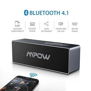 Details about Mpow® Waterproof Portable Wireless Bluetooth Speaker Armor  Plus For Laptop PC