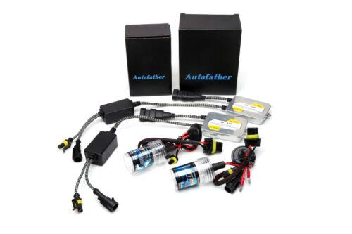 H11 HID Headlight Kit Low Beam Bulb for Jeep Grand Cherokee Dodge Grand Caravan