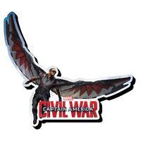 Funky Chunky Magnet Falcon Captain America : Civil War Movie Marvel