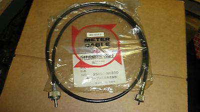 Datsun#25050-U1800//25050-U5900 PL510,PL610,PL710 M//T Speedo Cable Ludwig#39-6555