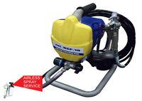 Atomex Airless Paint Sprayer Hsp-10 Diy Spray Equipment 3000psi