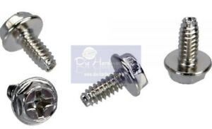 4x-Schrauben-fuer-Festplatten-Einbau-lange-Ausfuehrung-8-mm-silber
