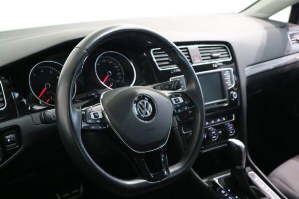 VW Golf VII 1,4 TSi 125 Allstar DSG BMT - billede 3