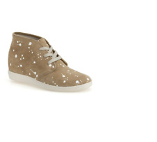 CLARKS Sport Originals Jamilah Mid Sand Combi Women's Ankle Desert Boots UK 5