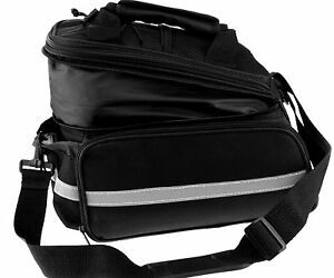 Bicycle-Rear-Seat-Pannier-Expandable-Saddle-Back-Rack-Tough-Fabric-Travel-Bag