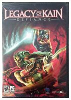 Legacy Of Kain: Defiance (pc, 2003) Brand Sealed Retail Box - Nice