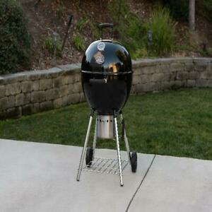 Charcoal Grill 22 in. Kettle Backyard Outdoor Patio Picnic Camping BBQ Cooking