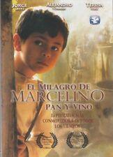 El Milagro de Marcelino Pan y Vino(2012) Jorge Lavat [Format:DVD]