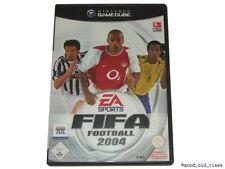## FIFA Football 2004 (Deutsch) Nintendo GameCube Spiel // GC & Wii - TOP ##