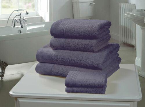 De Lujo 100/% Algodón Egipcio 600gsm de espesor Peso Pesado Peinado toallas o esteras