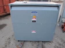 Square D 300 KVA 480 X 120/208 Volt 3 Phase Transformer - T863