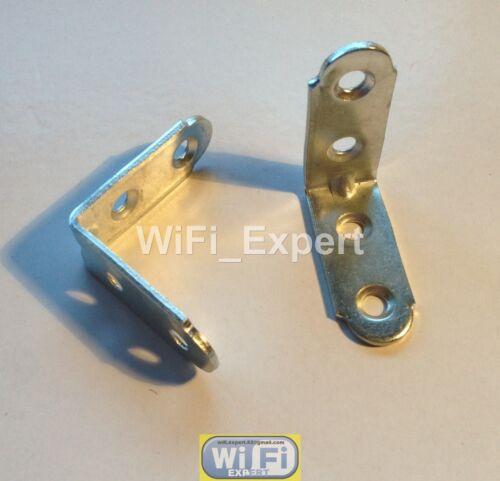 2 X WiFi Antenna Biquad Mounting Bracket USA