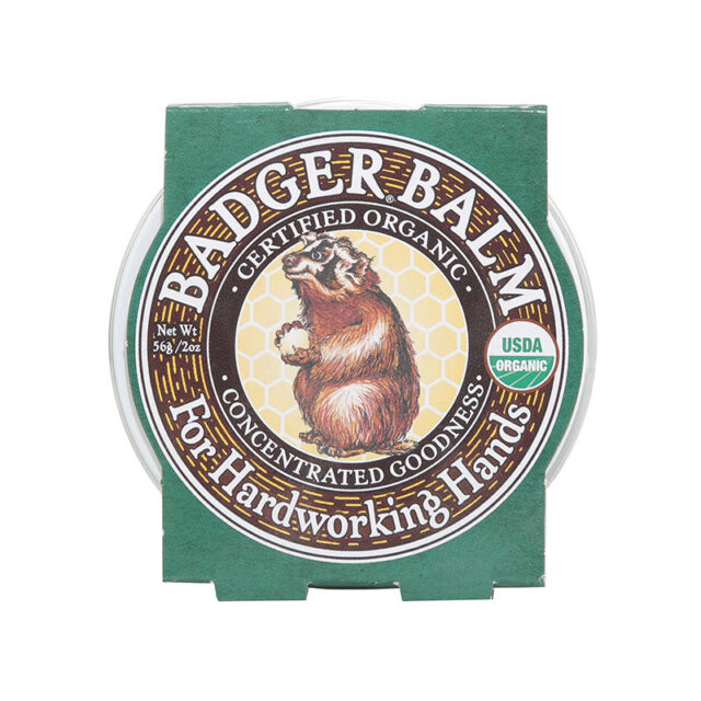 Badger Balm Relief for Hardworking Hands 56g
