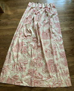 Victorian-French-Country-Style-Pleated-Curtain-72x24-5
