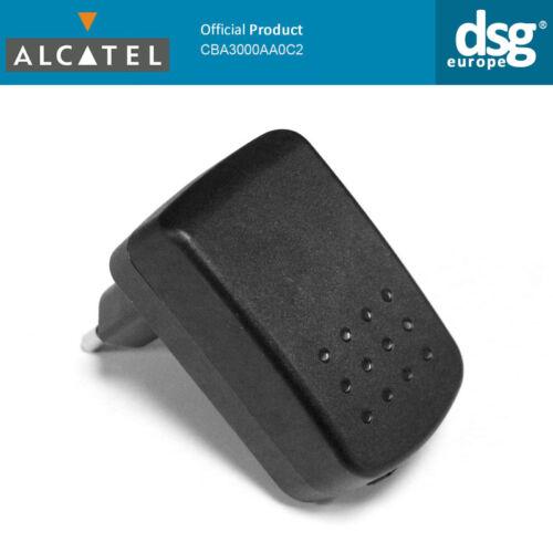 Original Alcatel CBA3000AA0C2 USB 2PIN EU Chargeur Plug sortie 5 V//1 A