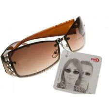 High Quality Diamante Design Sunglasses - Ladies Adults Glamorous Accessory