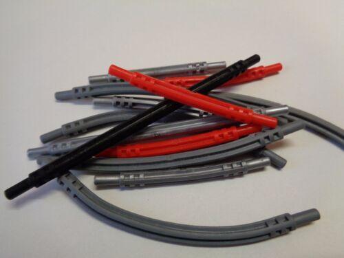 LEGO Technic Tuyau flexible Hose Soft Axle choose color and model