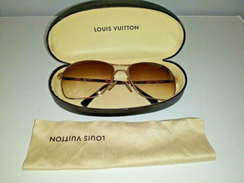 Luis Vuitton Unisex Sunglasses Z0034U 62mm 16mm Fr