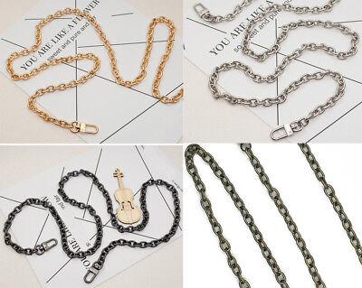 Purse Shoulder Crossbody Chain Strap Diy Metal Replacement Handle Bag Handbag