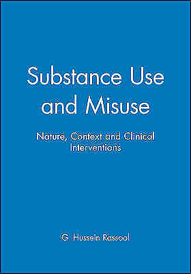 1 of 1 - Substance Use and Misuse by Rassool, Rassool