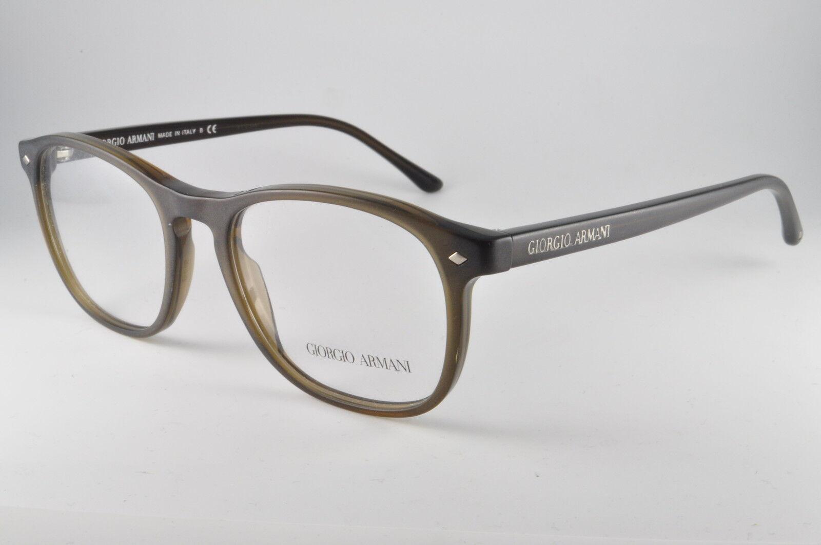 7c321563539 Giorgio Armani Eyeglasses AR 7003 5005 Matte Green Transparent 50mm ...