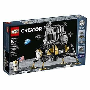 Lego-Creator-NASA-Apollo-11-Lunar-Lander-Set-10266-New-with-Box