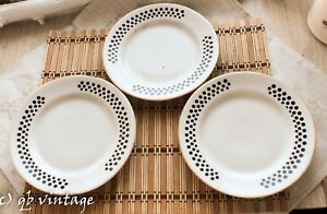 USSR-vintage-plates-with-polka-dots