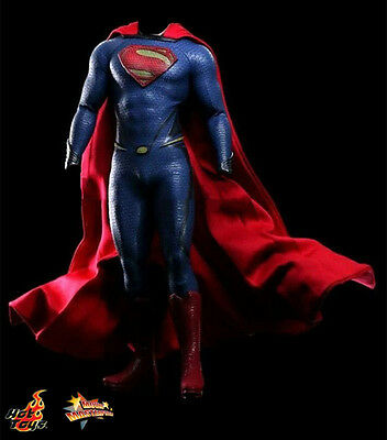 1/6 Hot Toys DC Man Of Steel MMS200 Superman Male Body Loose Figure
