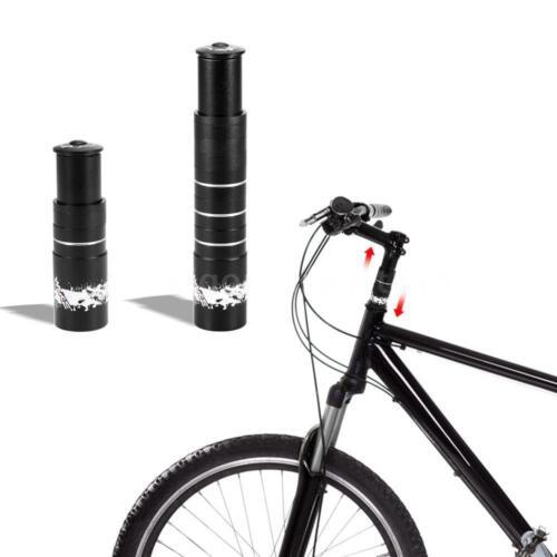 WAKE Bike Fork Stem Riser Extender Head Up Raiser Handlebar Riser Adapter X9R5