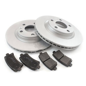 Brake-Discs-Pads-Front-Axle-for-Mercedes-Benz-S-CLASS