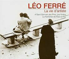 La Vie Dartiste [UK-Import] von Leo Ferre   CD   Zustand sehr gut