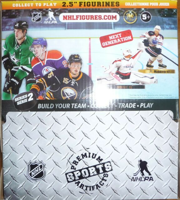 """NHL 2.5/"""" Imports Dragon Series 4 Factory Sealed Blind Bag Hockey Figure Toy NEW"""