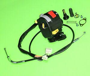 Vin: 5EA TXL-50 New Throttle Cable E-ton ATV Impuls TXL-50