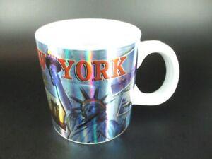 NEW York Tazza di caffè bicchieri, souvenir tazza America, Statua della Libertà, 500 ML!!