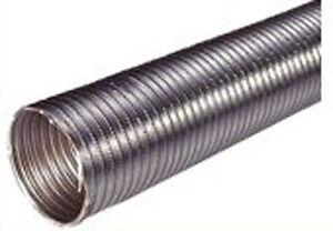 Tubo flessibile estensibile in alluminio diametro 16cm - Tubo cappa cucina diametro ...