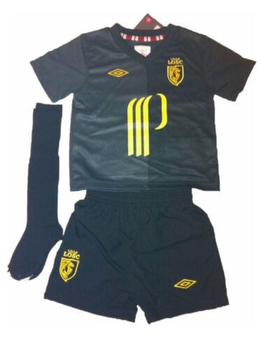 Umbro OSC Lille maillot set Combi Minikit maillot pantalon piquage 98 110 122 sw-t