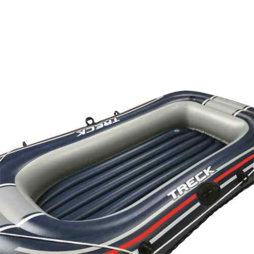 Bootsport Bestway Schlauchboot 228x121cm Angelboot Ruderboot Paddelboot Gummiboot Boot