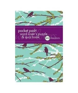 The-Puzzle-Society-034-Pocket-Posh-Word-Lover-039-039-S-Puzzle-amp-Quiz-Book-034