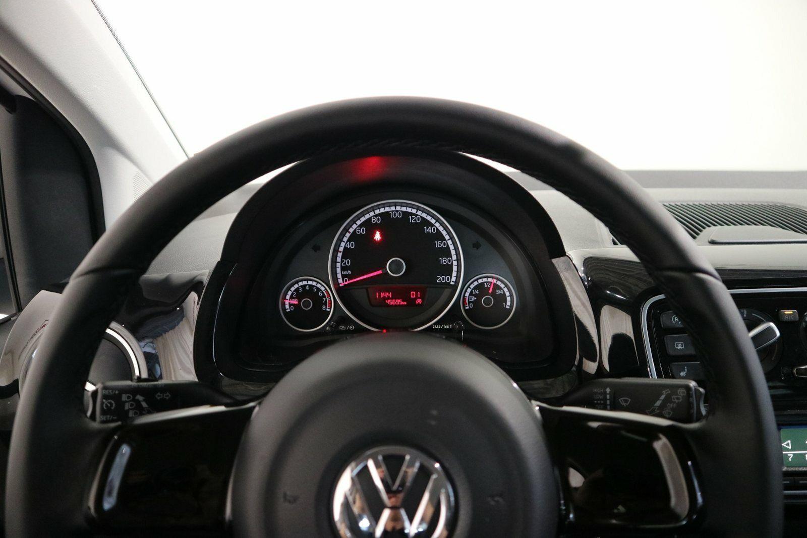 VW Up! 1,0 75 High Up! ASG BMT - billede 3