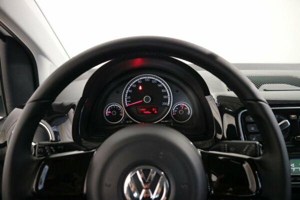 VW Up! 1,0 75 High Up! ASG BMT billede 3